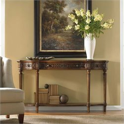 Hooker Furniture Harbour Pointe Three Drawer Thin Console Table