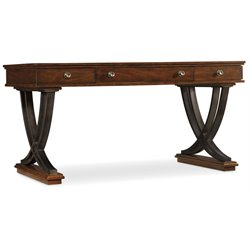 Hooker Furniture Palisade Writing Desk in Walnut