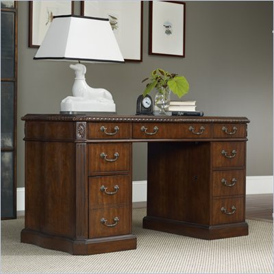 Hooker Furniture Knee Hole Desk