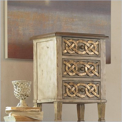 Hooker Furniture Three Drawer Accent Table