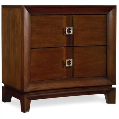 Hooker Furniture Felton Two-Drawer Nightstand