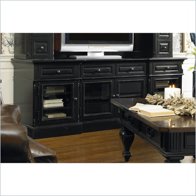 Hooker Furniture New Castle II Entertainment Console 86&quot; in Black