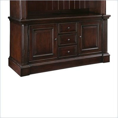 Hooker Furniture New Castle II Gaming Console 65&quot; in Rich Warm Brown