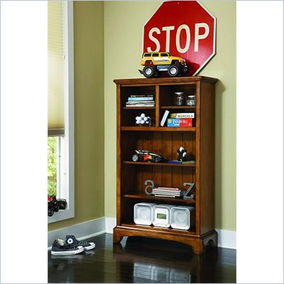 Hooker Furniture Tahoe Kid's Bookcase in Rustic Brown