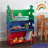 KidKraft Puzzle Bookshelf