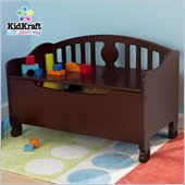 KidKraft Queen Anne Toy Chest/Box in Cherry