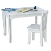 KidKraft Brighton Table in White