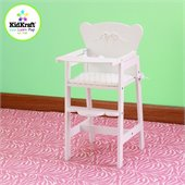 KidKraft Tiffany Bow Doll High Chair