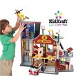 ADD TO YOUR SET: KidKraft Deluxe Fire Rescue Set