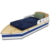KidKraft Boat Toddler Bed Cot