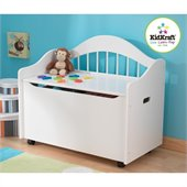 KidKraft Limited Edition Toy Chest/Box in White