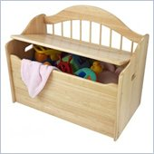KidKraft Limited Edition Toy Chest/Box in Natural