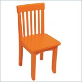 KidKraft Avalon Seating Chair in Tangerine
