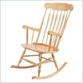 KidKraft Hill Country Rocker in Natural (Adult Rocking Chair)