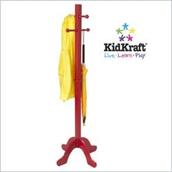 Kidkraft Clothes Pole In Red Picture
