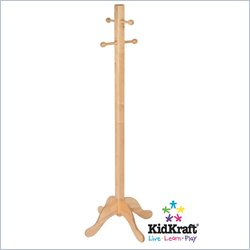 Kidkraft Natural Clothes Rack Picture
