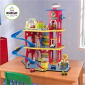 KidKraft Deluxe Garage Set