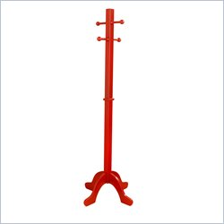 Kidkraft Cranberry Standing Coat Rack Picture