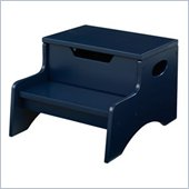 KidKraft Step 'N Store Step Stool in Blueberry
