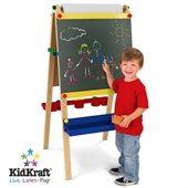 KidKraft Artist Easel with Paper