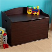 KidKraft Austin Toy Box in Espresso