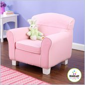 KidKraft Laguna Chair Pink with Slip Cover