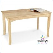 KidKraft Long Oslo Table Natural