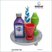 KidKraft Havdalah Set with Storage Bag