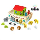 KidKraft Noah's Ark Shape Sorter