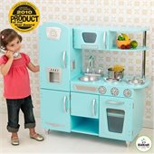 KidKraft Light Blue Vintage Play Kitchen