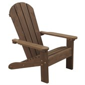 KidKraft Adirondack Chair in Espresso