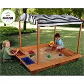 KidKraft Outdoor Sandbox with Canopy