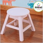 KidKraft Round Stool in Pink