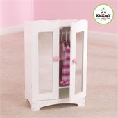 KidKraft Lil Doll Armoire