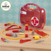KidKraft Doctor's Take Along Kit Play Set