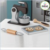 KidKraft in Espresso Baking Set