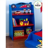 KidKraft Racecar Bookcase