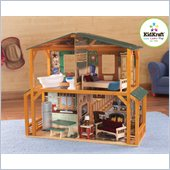 KidKraft Campfire Cabin Doll House