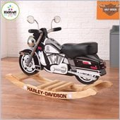 Kidkraft Harley Davidson Roaring Police Rocker