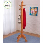 Kidkraft Deluxe Clothes Pole in Honey
