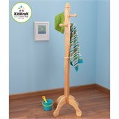 Kidkraft Deluxe Clothes Pole in Natural