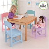 Kidkraft Seaside Table & Chairs Set
