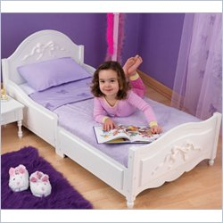 Kidkraft Tiffany Princess Toddler Bed Picture