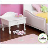 KidKraft Tiffany Kids White Nightstand