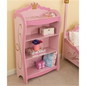 KidKraft 43 H Princess Bookcase