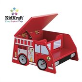 KidKraft Firefighter Step Stool