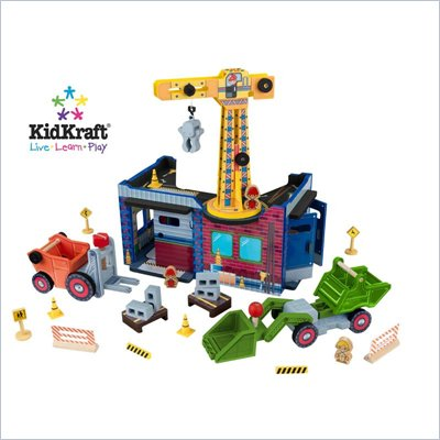 KidKraft Fun Explorers Interactive Construction Set