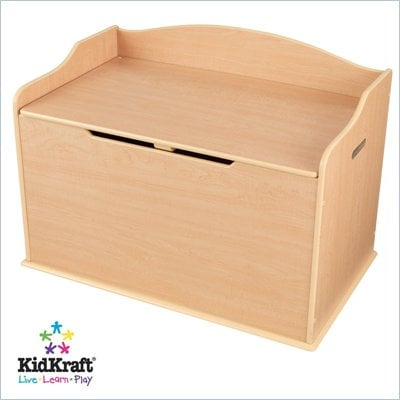KidKraft Austin Toy Box in Natural