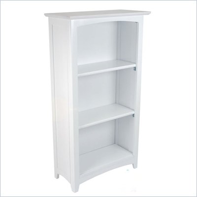 KidKraft Avalon Bookcase in White