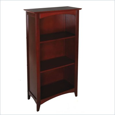 KidKraft Avalon Bookcase in Cherry